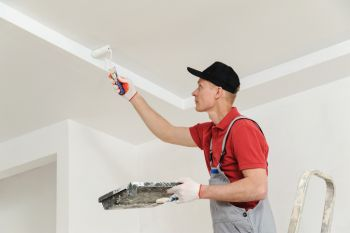 Ceiling Painting in South Florida, Florida by Watson's Painting & Waterproofing Company