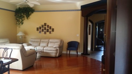 Interior repainting in Margate Florida