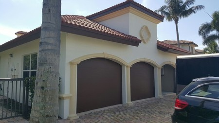 Exterior repainting in sable point Boca Raton Florida