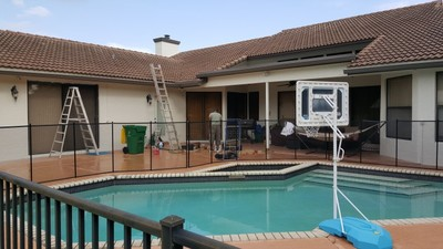 Pool Deck Watson's Painting & Waterproofing