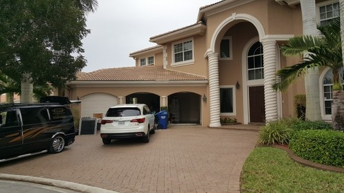 Exterior Painting in Coral Springs, Florida