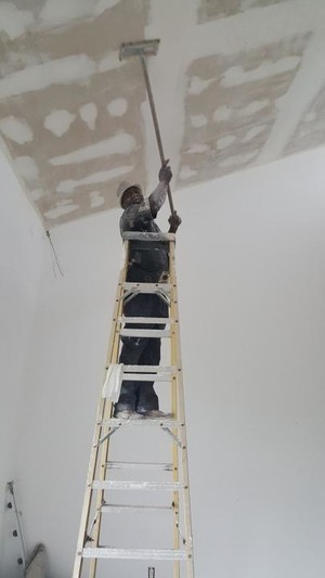 Removal Popcorn ceiling