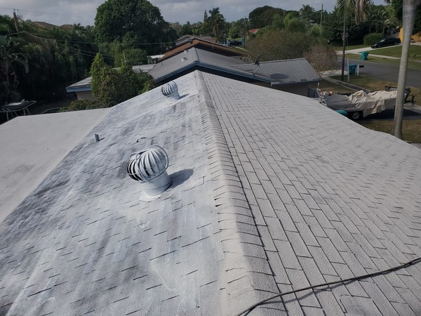 Roof Painting in Delray Beach, FL (1)