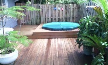 Deck Staining in Delray Beach, FL