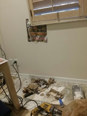 Repairing Damaged Sheetrock in Coral Springs, FL