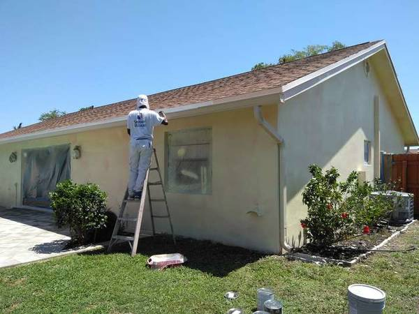 Exterior House Painting in Deerfield Beach, FL (1)