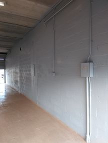 Interior Repainting of Warehouse Floors and Walls in Palm Beach Florida (3)
