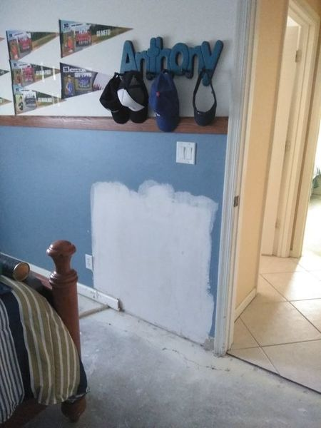 Sheetrock Repair in Plantation, FL (1)