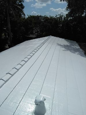 Roof Coating in Palm Beach, Florida (2)