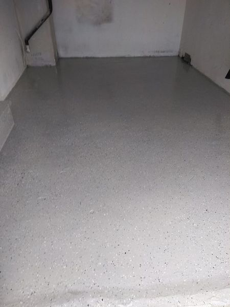 Epoxy Floor Coating in Pompano Beach, FL (1)