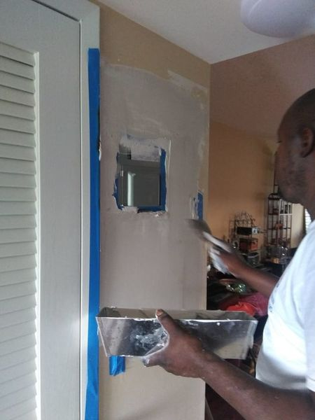 Sheetrock Repair in Boca Raton, FL (1)