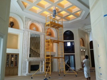 Interior painting in Boynton Beach, Florida