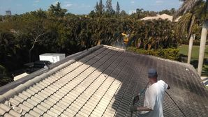 Roof Pressure Washing and Recoating in Miami, FL (1)