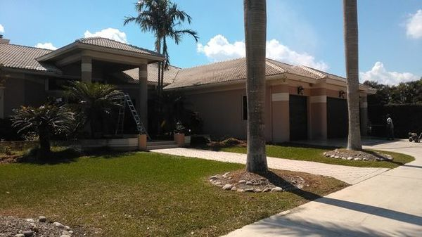 Exterior Painting in Plantation, FL (1)