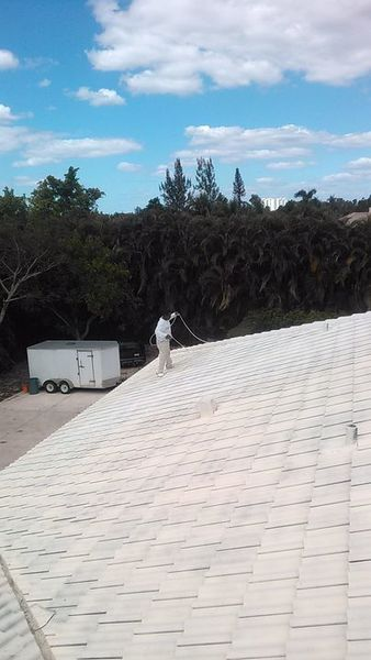 Total Roof Recoating in Plantation, FL (1)