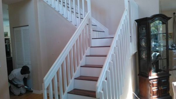 Interior Painting in Weston, FL (1)