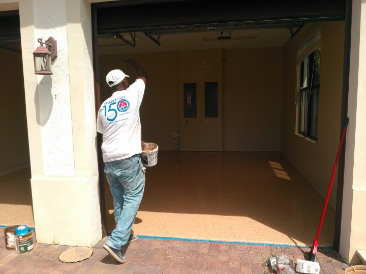 Epoxy Floor Coating Plantation FL