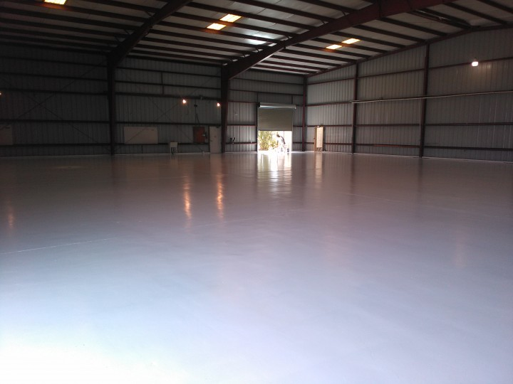 Garage Floor Epoxy Coating in Boynton Beach, FL