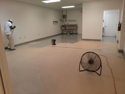 Epoxy Floor Coating Fort Lauderdale FL