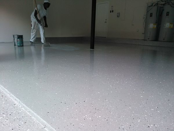 Epoxy Floor Coating in Wellington, FL (1)