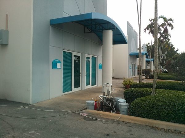 Exterior Commercial Painting in Boca Raton, FL (1)