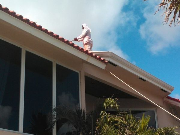 Roof Painting in Palm Beach, FL (1)