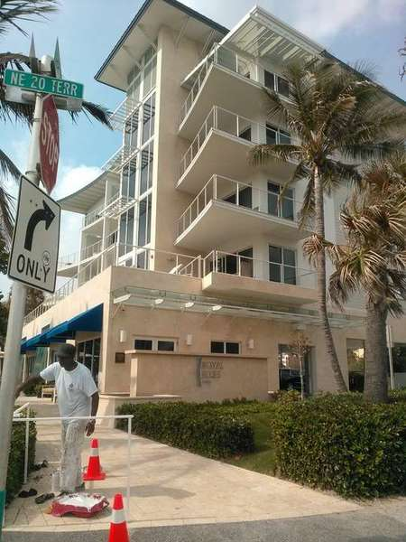Commercial Exterior Painting in Boca Raton, FL (1)