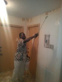 Wallpaper Removal in Hollywood, FL (2)