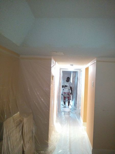 Popcorn Ceiling Removal in Boynton Beach, FL (1)