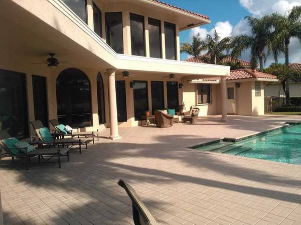 Exterior Painting in Weston, FL (1)