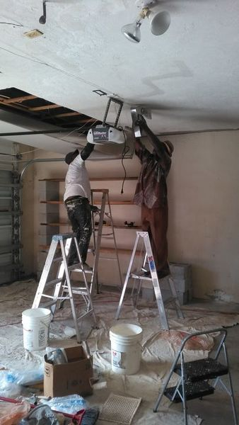 Replacement of Sheetrock in Lighthouse Point, FL (1)