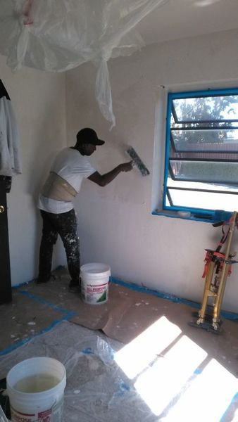 Skim Coating in Fort Lauderdale, Florida (1)