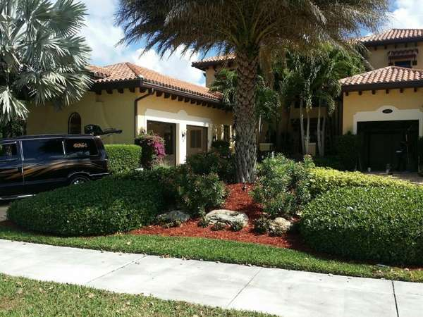 Exterior Painting of home in Coral Springs, FL