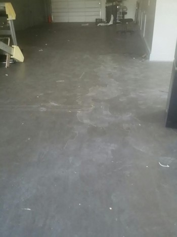 Epoxy Coating of Floor in Fort Lauderdale, FL