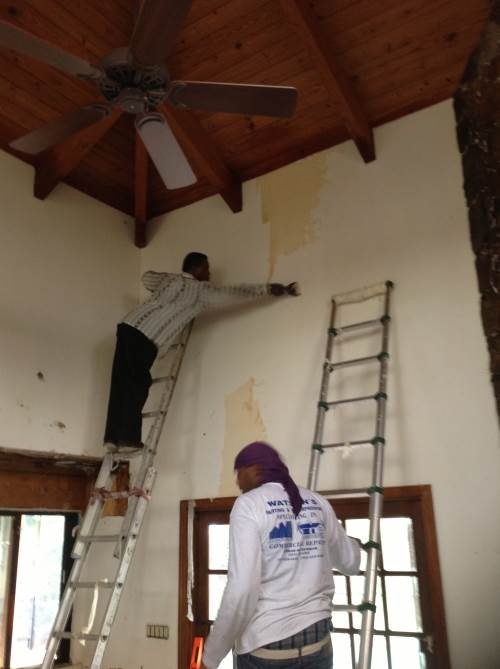 Wallpaper Removal by Watson's Painting & Waterproofing Company in Pompano Beach, FL