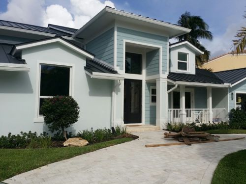 Deerfield Beach FL Area House Painting