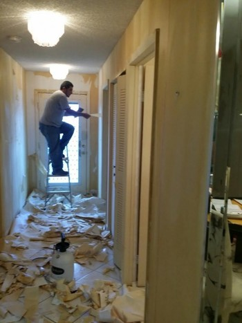 Wallpaper Removal in Boynton Beach, FL